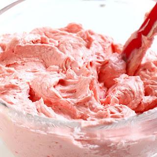 Easy Raspberry Buttercream