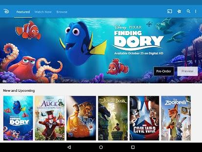 Disney Movies Anywhere Screenshot 11