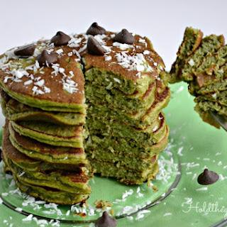 Grasshopper Pancakes