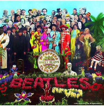 Beatles - Revolver Album - Sgt Pepper - Coaster