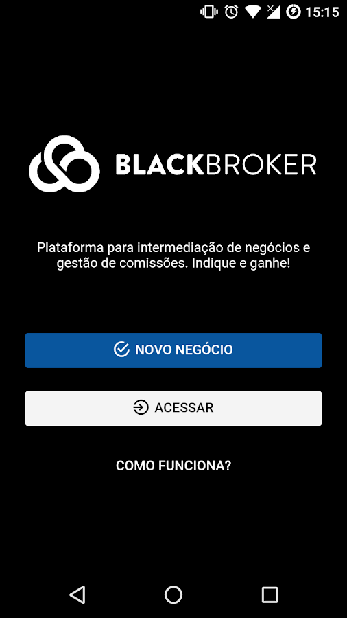 Black Broker- screenshot
