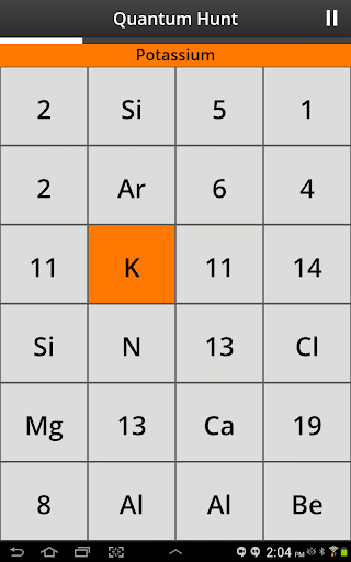 Elementals periodic table game apk download apkpure elementals periodic table game screenshot 8 urtaz Image collections