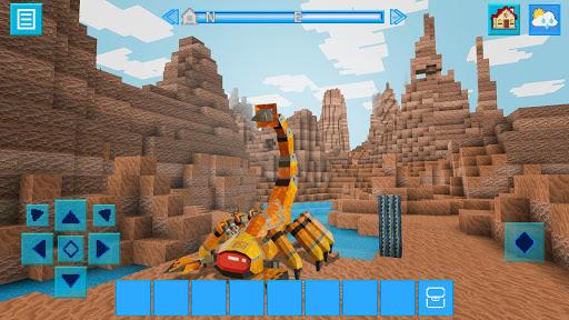 RoboCraft: Building & Survival Craft - Robot World 4.2.6 screenshots 10