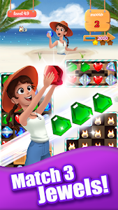 Jewel Ocean - Relaxing Match 3 Puzzle Game 1.0.14