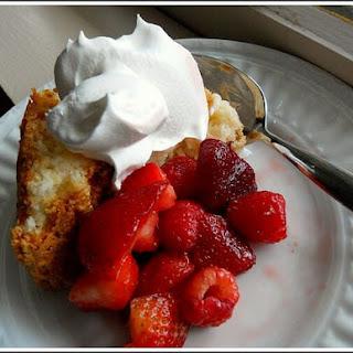 Simple Angel Food Cake Recipe