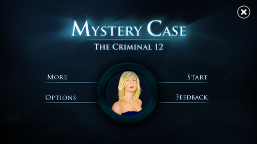 Mystery Case: The Criminal 12
