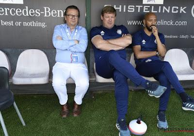 """Vanhaezebrouck geeft meer duiding bij de nieuwe politiek van Anderlecht: """"Er moet plaats gemaakt worden voor de jeugd"""""""