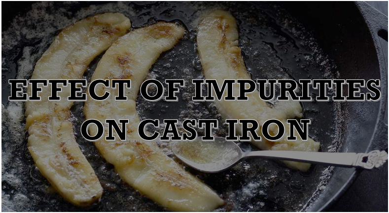 Effect of Impurities on Cast Iron
