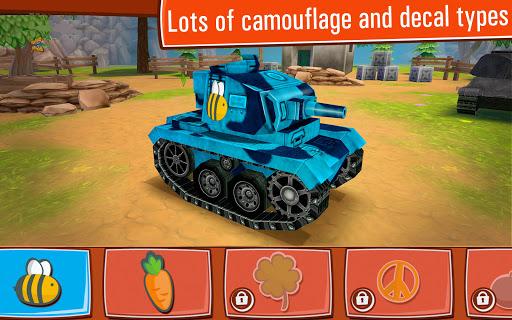 Toon Wars: Awesome PvP Tank Games 3.62.3 screenshots 4
