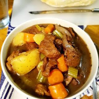 Seitan Stew.