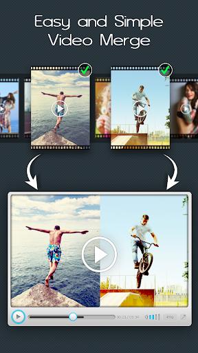 Video Merge : Easy Video Merger & Video Joiner 1.7 screenshots 7