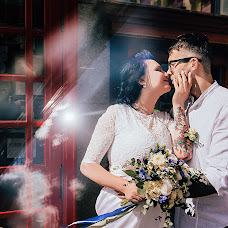 Wedding photographer Dasha Chu (dashachu). Photo of 22.06.2018