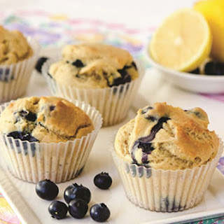 Blueberry Yogurt Muffins Vegan Recipes