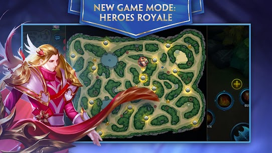 Heroes Evolved Mod Apk Download For Android and Iphone 3