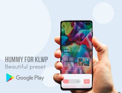 Hummy for KLWP 1.0 Latest APK Free Download 3