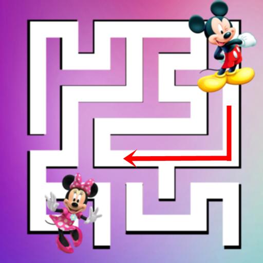Puzzle Maze Game