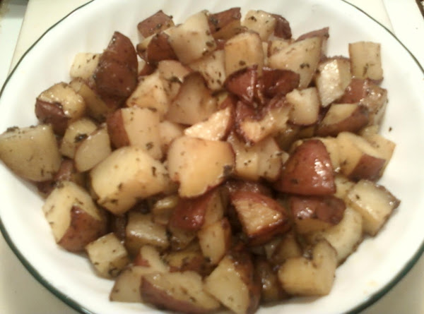 Easy Grilled Potatoes Recipe
