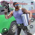 Mafia Gangster Street Crime City Criminal icon