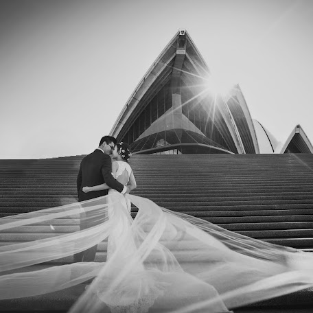 Fotógrafo de bodas Anthony Phung (anthonyweddings). Foto del 12.12.2017