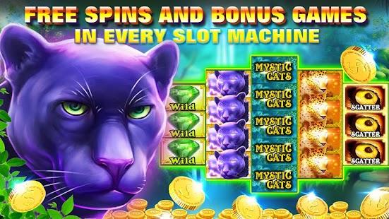Slot Oasis - free casino slots - náhled