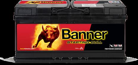 Banner Starting Bull 12v 88Ah