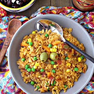 Authentic Spanish Rice.
