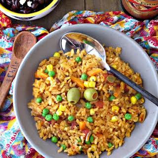 Spanish Rice Green Olives Recipes.