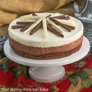 Layered Mousse Cake