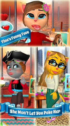 Talking Cat Tina screenshots 3