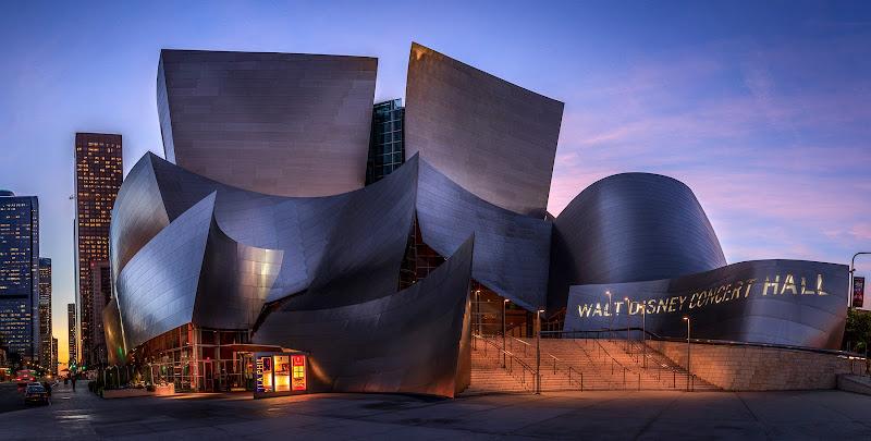 Photo: Walt Disney Concert Hall Los Angeles