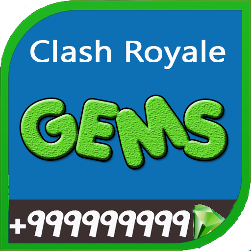Gems for Clash Royale ✔️ prank