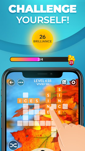 Wordscapes screenshot 2