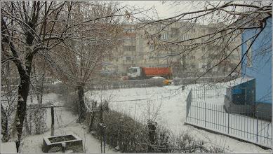 Photo: Calea Victoriei, alee pietonala Mr.2 - 2018.03.23