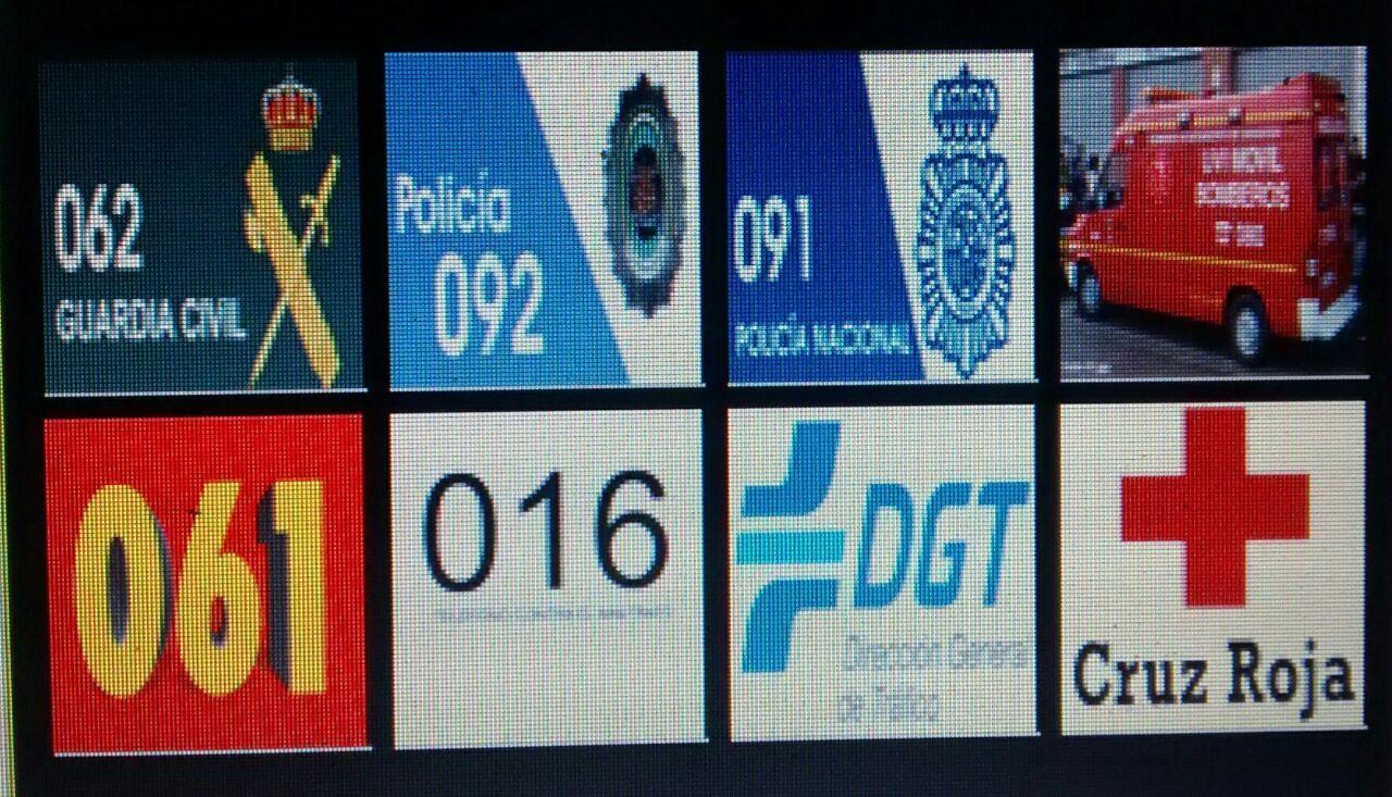 Tel fono emergencias espa a android apps on google play - Telefono wurth espana ...