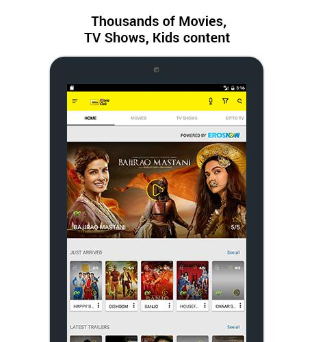 Idea Movies & TV 1.3.5 screenshots 8