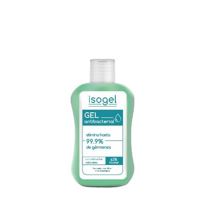 gel antibacterial isogel 90ml