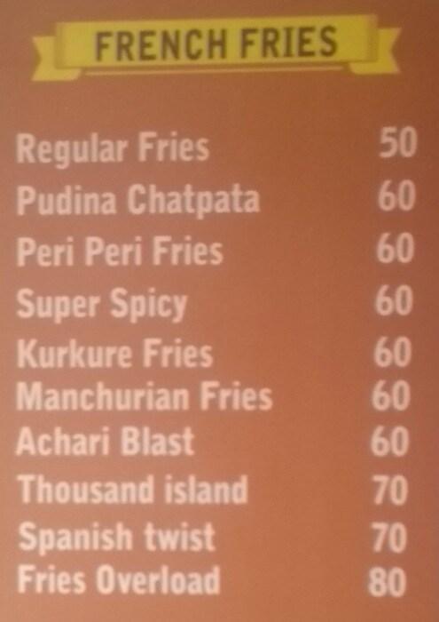 The Sip Shop menu 7