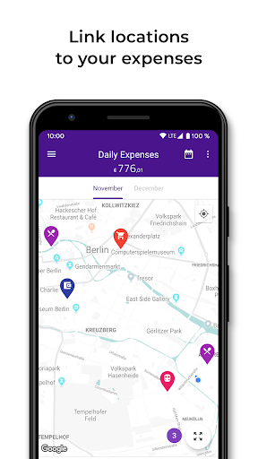 DailySpend - Track your daily expenses and budget screenshot 5