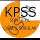 Kpss Son 10 Yıl Çıkmış Sorular 2006-2017