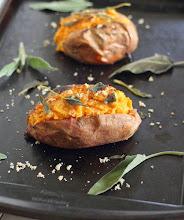 Photo: patate americane al forno