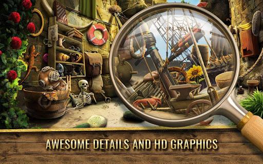 Treasure Island Hidden Object Mystery Game apkpoly screenshots 12