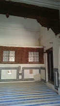 Photo: inside a haveli
