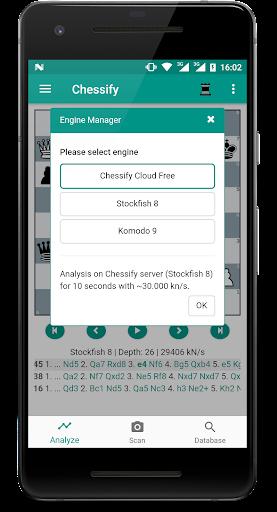 Chessify - Scan, Analyze, Play 2.97 screenshots 1