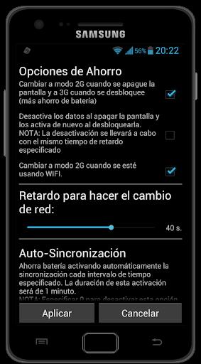 Xorware 2G/3G/4G Switcher Screenshots 2