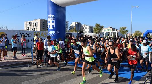 La Carrera Argar reúne a 600 corredores
