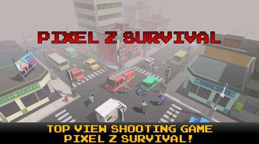 Pixel Z Survival -Block Hunter