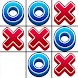 Tic Tac Toe 2 player games, tip toe 3d tic tac toe