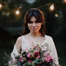 Wedding photographer Kristina Belaya (kristiwhite). Photo of 09.10.2017