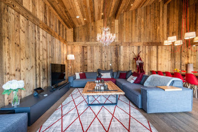 A PICTURE PERFECT ALPINE CHALET WITH UNIQUE INTERIOR IN MORZINE
