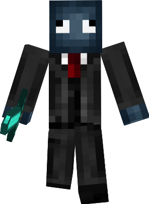Squid In A Suit Nova Skin